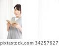 ผู้หญิงอ่าน 34257927