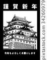 ปราสาทนาโงย่า,ประเทศญี่ปุ่น,นาโงย่า 34260979