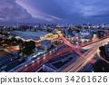 Bangkok Railway Station or Hua Lamphong, Thailand 34261626