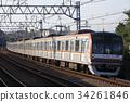 รถไฟ,รถไฟใต้ดิน,เขตโตเกียว 34261846