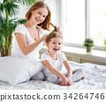 family, girl, child 34264746