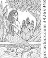 mermaid 6 34265948
