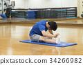 gym, male, man 34266982