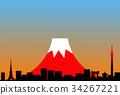 적 후지 일본 34267221