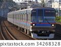 รถไฟใต้ดิน,รถไฟ,ราง 34268328