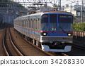 รถไฟใต้ดิน,รถไฟ,ราง 34268330