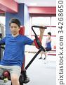 gym, male, man 34268650