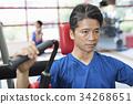 gym male man 34268651