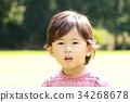 เด็กผู้ชาย,เด็กอ่อน,มีความสุข 34268678