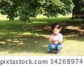 เด็กผู้ชาย,เด็กอ่อน,มีความสุข 34268974