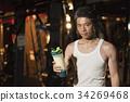 gym male man 34269468