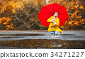 rain, child, kid 34271227