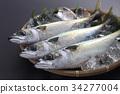 고등어, 해산물, 시푸드 34277004