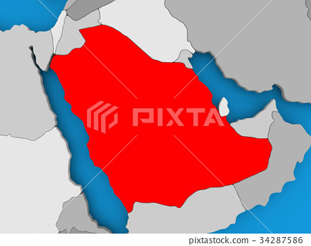 Map of Saudi Arabia - Stock Illustration [34287586] - PIXTA Saudi Arabia On World Map Find on mexico world map, iraq on world map, afghanistan map, united states on world map, saudi arabia map outline, nigeria on world map, eritrea on world map, india on world map, egypt on world map, africa on world map, kuwait on world map, middle east map, china on world map, cuba on world map, brunel on world map, turkey on world map, iran on world map, syria on world map, japan on world map,