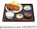 套餐 定食 日式定食 34290757