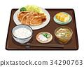 套餐 當日特惠 生薑燒肉 34290763