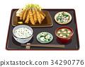 套餐 定食 日式定食 34290776