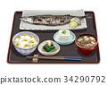 套餐 定食 日式定食 34290792