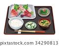 套餐 定食 日式定食 34290813