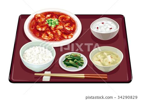 套餐 当日特惠 食物 34290829
