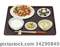 套餐 定食 日式定食 34290840