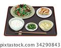 套餐 定食 日式定食 34290843