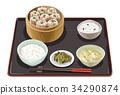 套餐 定食 日式定食 34290874