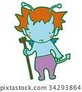 ฮาโลวีน,ซาตาน,เด็ก 34293864
