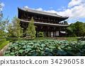 Tofuku-ji temple, temple, temples 34296058