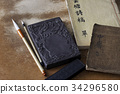 Historic, chinese ink, india ink 34296580