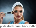 beauty, makeup, woman 34297507