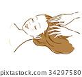 beauty scalp massage 34297580