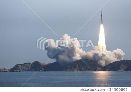 H-2A火箭35發射 34300693