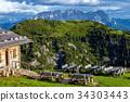 山 白雲石 阿爾卑斯山脈 34303443