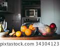 廚房 水果 橙色 34304123