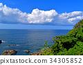 海 大海 海洋 34305852