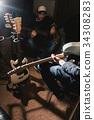 吉他弹奏者 吉他手 吉他 34308283
