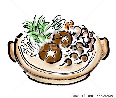 蘑菇鍋 34308489