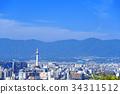 kyoto, City View, cityscape 34311512