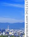 kyoto, City View, cityscape 34311517