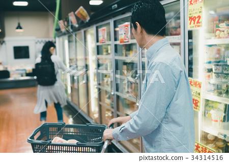 supermarket 34314516