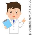 의료 기록, 미소, 남성 34315055