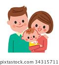 家庭 家族 家人 34315711