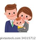 共働き 子育て 34315712