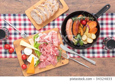 回鍋 早餐 中式料理 34324833