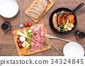回鍋 烹飪 食物 34324845