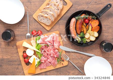 回鍋 料理 菜餚 34324846