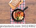 煎鍋烹飪Makoto 34324862