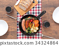 煎鍋烹飪Makoto 34324864