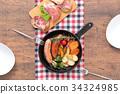 回鍋 早餐 中式料理 34324985
